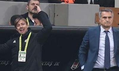 Beşiktaş kulübesinde Guti Hernandez fırtınası!