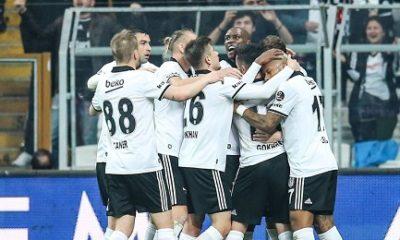 4 haftada 12 puan toplayan Beşiktaş doludizgin