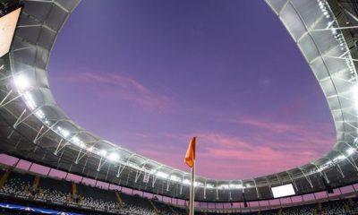 UEFA'dan Vodafone Park'a tam puan!