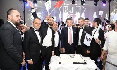 Başkan Fikret Orman, Ankaralı Beşiktaşlılarla buluştu