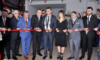 Başkan Orman, Bahçeşehir Beşiktaşlılar Derneği lokalinin açılışına katıldı