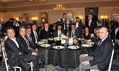 Başkan Orman, Beşiktaş derneklerinin başkanlarıyla buluştu
