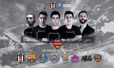 Beşiktaş Esports Yeni Rocket League ekibiyle İspanya arenasında