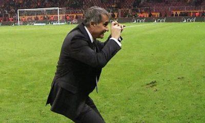Şenol Güneş'li Beşiktaş Galatasaray'ı yıkıp geçiyor!