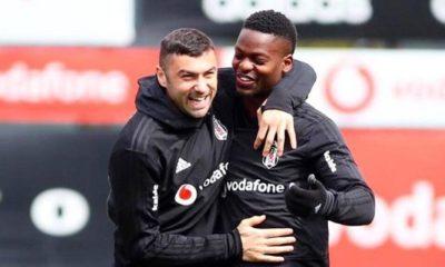 Beşiktaş'ta kavga yok bol kahkaha var