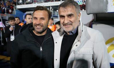 Okan Buruk : Beşiktaş'ı tebrik ederim