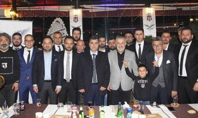 Yönetim kurulu üyeleri, Sivas'ta Beşiktaşlılarla bir araya geldi