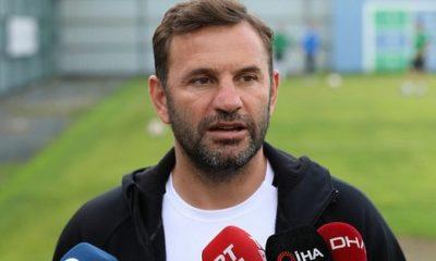 Adı Beşiktaş'la anılan Okan Buruk, Rizespor'dan ayrılıyor