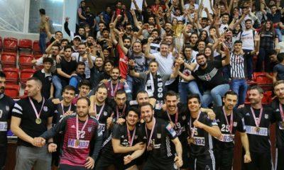 Türkiye Kupası Beşiktaş Mogaz'ın!