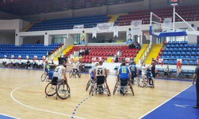 Beşiktaş tekerlekli sandalye basketbol takımı rahat kazandı