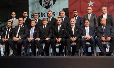 Beşiktaş yönetimi idari ve mali açıdan ibra edildi