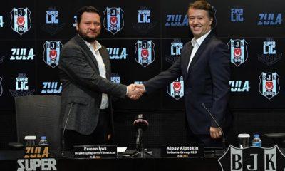 Beşiktaş E-spor Zula kadrosu tamamlanıyor