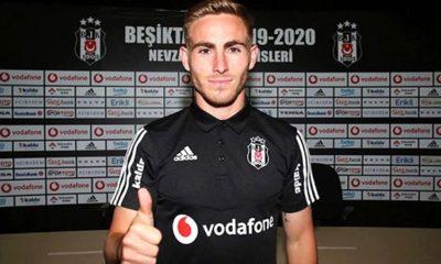Tyler Boyd: Beşiktaş'tan teklif almak heyecan verici. Başka opsiyonlar vardı ama Beşiktaş'ı tercih ettim. Doğru bir tercih yaptığıma inanıyorum.