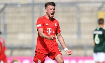 Sağ bek için alternatif Bayern Münih'ten Mert Yılmaz