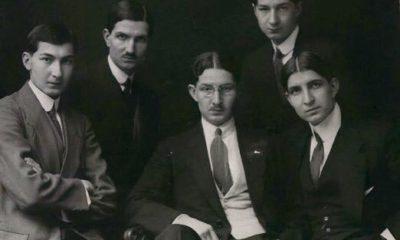 Beşiktaş'ın kurucularından Mahmut Naci Bey'i vefatının yıl dönümünde saygıyla anıyoruz