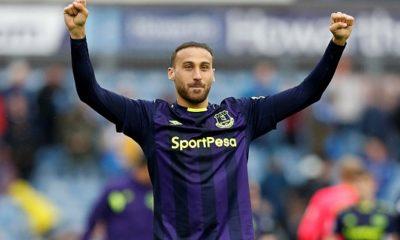 Cenk Tosun: Hedefim Everton formasıyla Avrupa'da oynamak