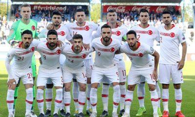 A Millilerin iç saha maçları İstanbul'da