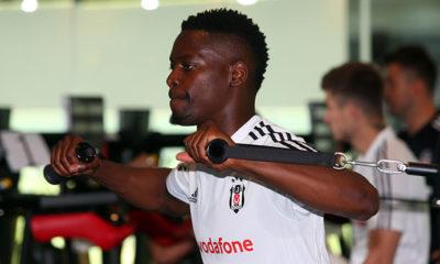 Beşiktaş, denge ve kuvvet çalıştı
