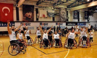 Tekerlekli sandalye basketbol takımının fikstürü belli oldu