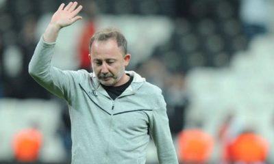 Sergen Yalçın, Beşiktaş'ı reddetmiş
