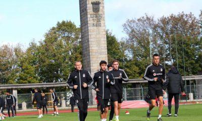 Denizlispor maçı hazırlıkları Braga'da başladı