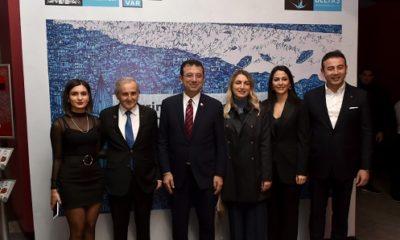 Devrim Erbil'in 60. Yıl Sanat Sergisi Beşiktaş Çağdaş Sanat Galerisi'nde açıldı