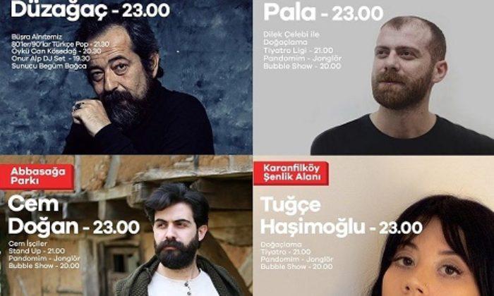 Beşiktaş yeni yıla sokak festivalleriyle girecek