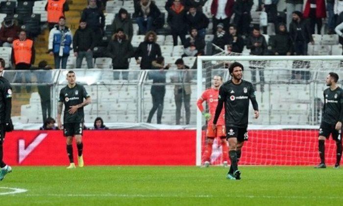 Beşiktaş evinde kazanamıyor!