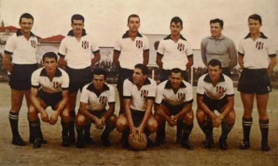 Beşiktaş Futbol Takımı / 1956