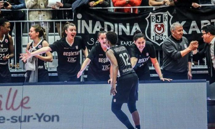Kadınlar EuroCup'ta rakipler belli oldu