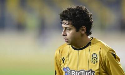 Guilherme Ahmet Nur Çebi'yi bekliyor