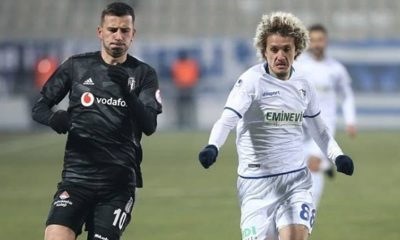 Beşiktaş'ın geriye düştüğü maçlardaki performansı