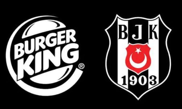 Beşiktaş ile TAB Gıda (Burger King) arasında sponsorluk anlaşması imzalandı