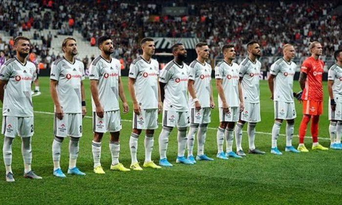 Beşiktaş'ın Erzurumspor maçı kadrosu