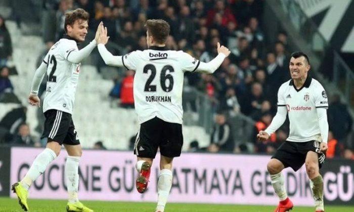 Beşiktaş'ın BB. Erzurumspor karnesi