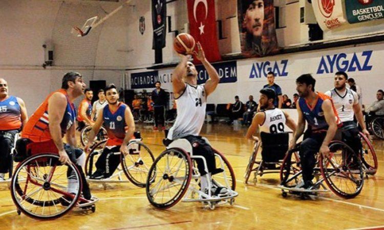 Tekerlekli Sandalye Basketbol Takımı'nın rakibi Ordu Bş. Bld.