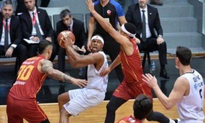 Beşiktaş basketbolda Galatasaray'ı da affetmedi