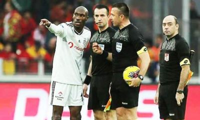 Beşiktaş hakkını aradığı için PFDK'ya sevk edildi!