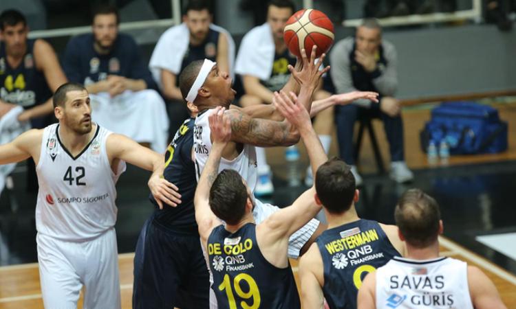 Basketbol Takımı'nda corona virüsü kontrolü