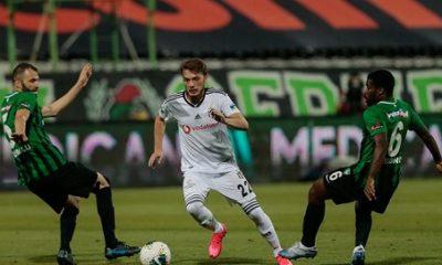 Beşiktaş'a çifte sakatlık şoku! Ljajic ve Lens…