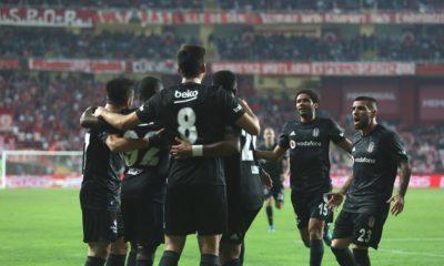 Antalyaspor ile 48. randevu