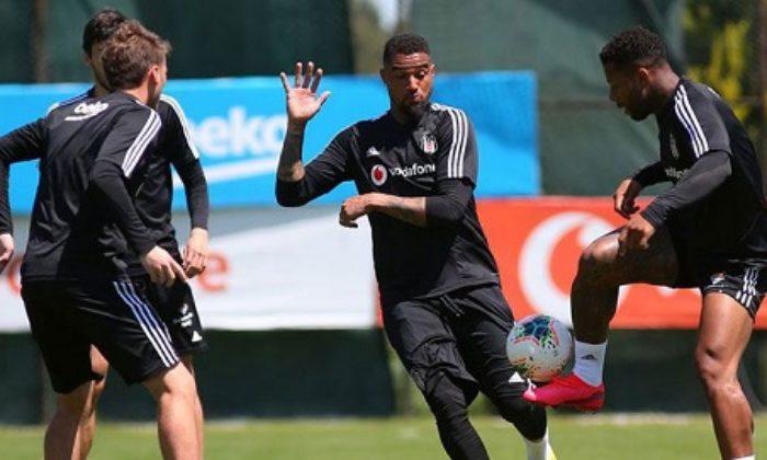 Beşiktaş'ta çalışmalar hızlandı
