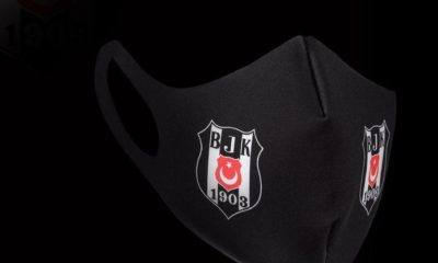 Beşiktaş maskeleri satışta