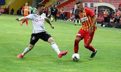 Kayserispor 3-1 Beşiktaş