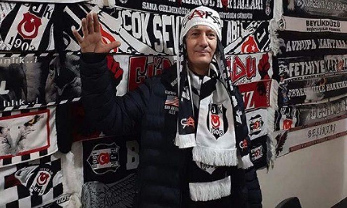 Kuzey Avrupa'nın soğuk ülkesinde Beşiktaş sevgisi ile ısınıyorum!