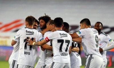 Beşiktaş, öne geçtiği maçları kaybetmiyor