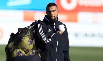 Beşiktaş Kevin-Prince Boateng'le yollarını ayırıyor