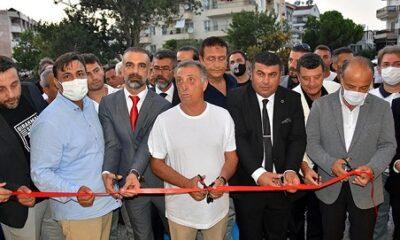 Başkan Çebi'den Quaresma açıklaması