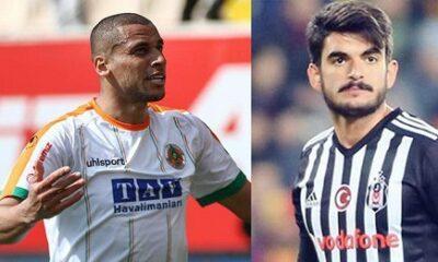 Beşiktaş Welinton transferini bitirdi! Fatih Aksoy Alanyaspor'da…