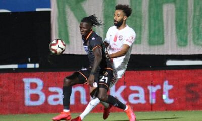 Beşiktaş Fabrice N'Sakala transferini bitirdi